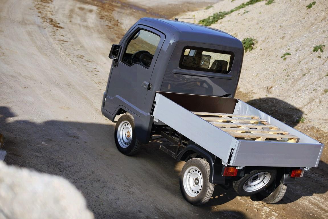 Camion Bellier Docker