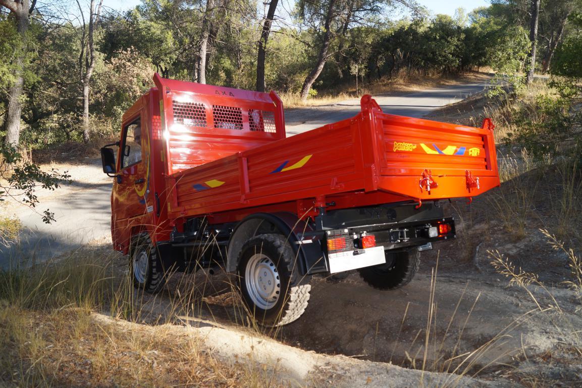 Camion Fort Pantera