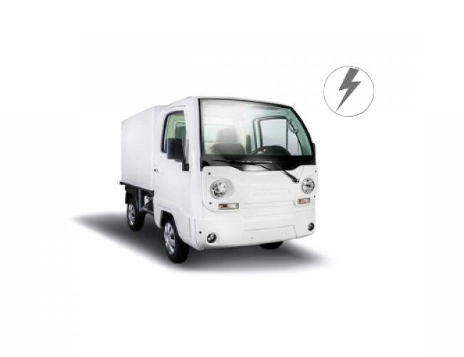 Camion Bellier Docker électrique