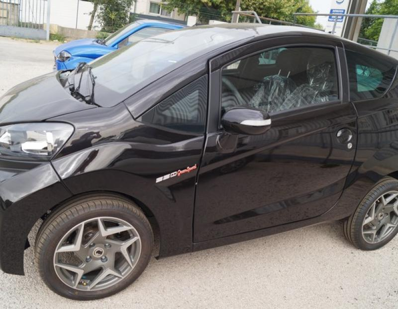 Casalini 550 GRANSPORT Noire