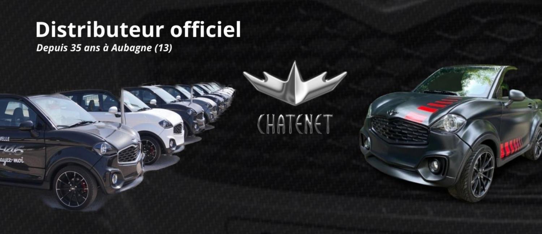 Distributeur CHATENET Aubagne et Marseille - Mazel Auto depuis 1988